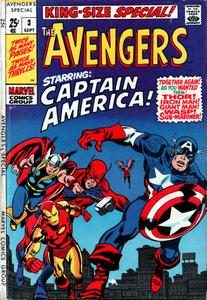 Avengers King Size Special 03 HD (Sep 1969) (Captain America) c2c