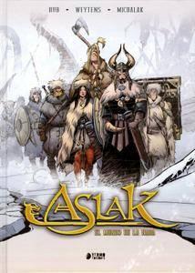 Aslak (Tomo 2): El Mundo de la Nada