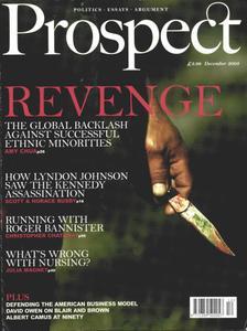 Prospect Magazine - December 2003