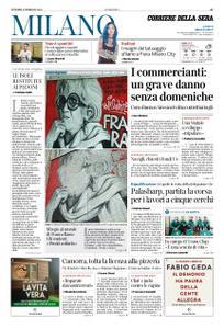 Corriere della Sera Milano – 08 febbraio 2019