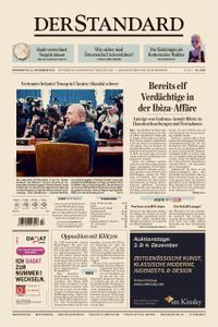 Der Standard – 21. November 2019