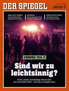 Der Spiegel - 1 August 2020