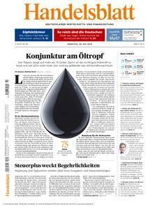 Handelsblatt - 08. Mai 2018