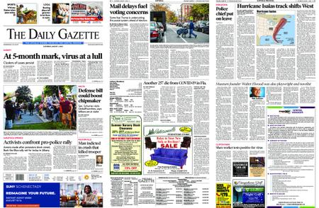 The Daily Gazette – August 01, 2020