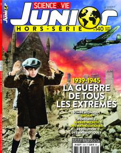 Science & Vie Junior Hors-Série - mars 2020