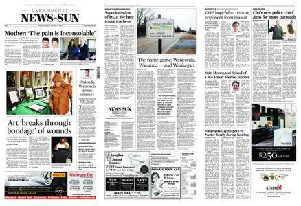 Lake County News-Sun – March 03, 2018