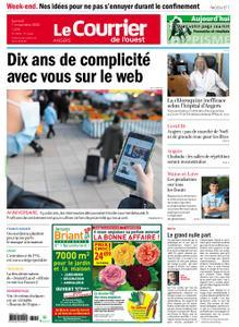 Le Courrier de l'Ouest Angers – 07 novembre 2020