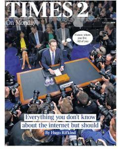 The Times Times 2 - 16 April 2018