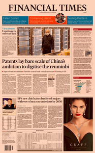 Financial Times Europe – 13 February 2020