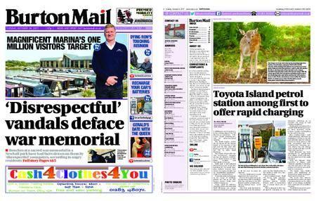 Burton Mail – October 24, 2017