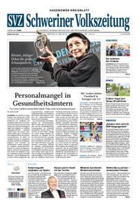 Schweriner Volkszeitung Hagenower Kreisblatt - 06. Mai 2019