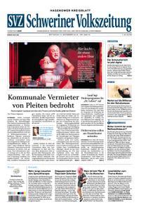 Schweriner Volkszeitung Hagenower Kreisblatt - 05. Dezember 2018