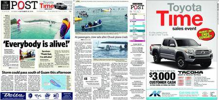 The Guam Daily Post – September 29, 2018