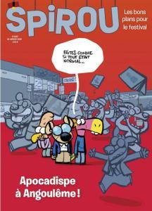 Le Journal de Spirou - 22 Janvier 2020