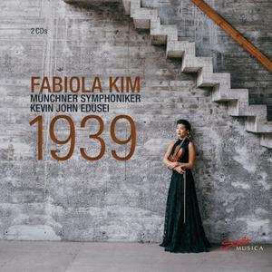 Fabiola Kim - 1939 (2019) [Official Digital Download 24/192]