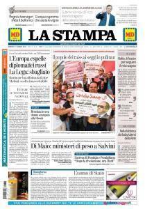 La Stampa Torino Provincia e Canavese - 27 Marzo 2018