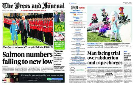 The Press and Journal Moray – July 14, 2018