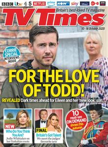 TV Times - 10 October 2020