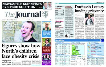 The Journal – May 30, 2018