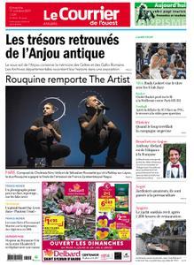 Le Courrier de l'Ouest Nord Anjou – 17 octobre 2021
