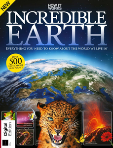 How It Works: Book of Incredible Earth 9th Edition