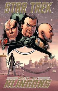 IDW-Star Trek Best Of Klingons 2013 Hybrid Comic eBook