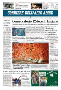 Corriere dell'Alto Adige – 14 agosto 2019