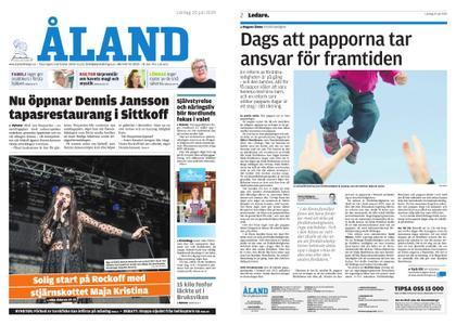 Ålandstidningen – 20 juli 2019