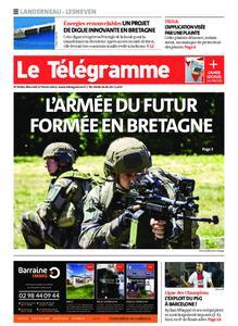 Le Télégramme Landerneau - Lesneven – 17 février 2021