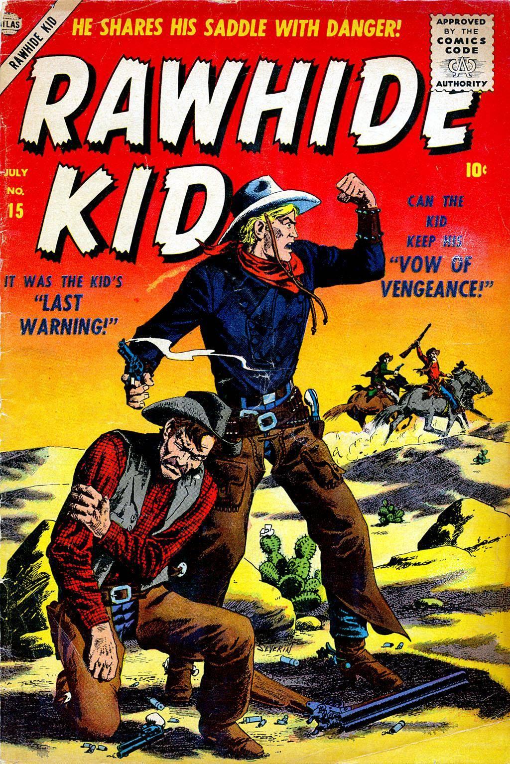 Rawhide Kid v1 015 1957 Pmack