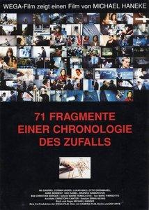 71 Fragments of a Chronology of Chance / 71 Fragmente einer Chronologie des Zufalls (1994)