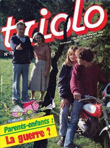 Triolo - Tome 78 (1984)