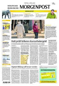 Solinger Morgenpost – 03. April 2020