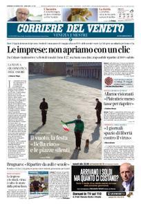 Corriere del Veneto Venezia e Mestre – 26 aprile 2020