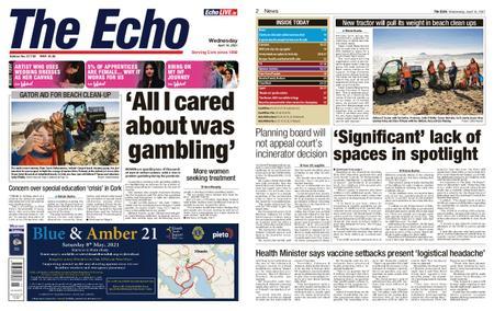 Evening Echo – April 14, 2021