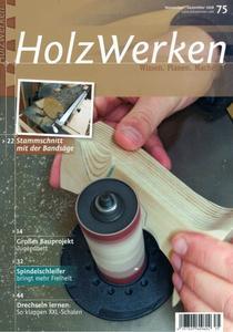 HolzWerken - November/Dezember 2018