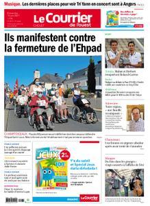 Le Courrier de l'Ouest Cholet – 13 juin 2021
