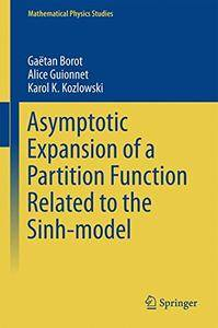 Asymptotic Expansion of a Partition Function Related to the Sinh-model (Mathematical Physics Studies) [Repost]