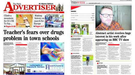 The Herts Advertiser – March 28, 2019