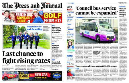 The Press and Journal Moray – September 07, 2017