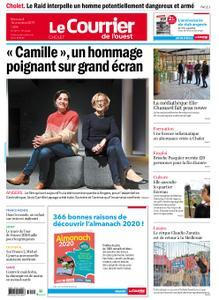 Le Courrier de l'Ouest Cholet – 16 octobre 2019