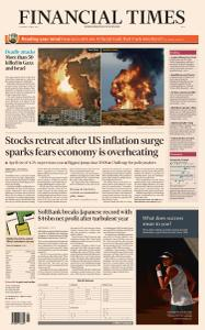Financial Times Asia - May 13, 2021