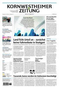 Kornwestheimer Zeitung - 04. Oktober 2017