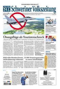 Schweriner Volkszeitung Hagenower Kreisblatt - 26. Juni 2019