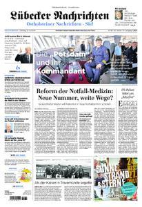 Lübecker Nachrichten Ostholstein Süd - 23. Juli 2019