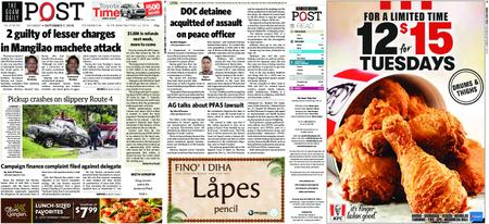 The Guam Daily Post – September 07, 2019