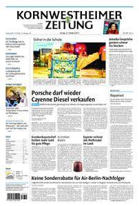 Kornwestheimer Zeitung - 27. Oktober 2017