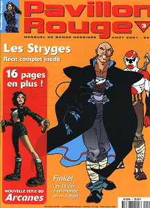 Pavillon Rouge - Tome 3