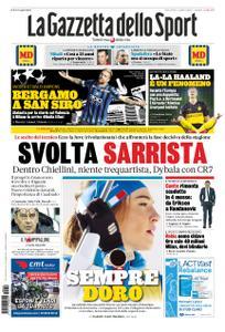 La Gazzetta dello Sport Bergamo – 19 febbraio 2020