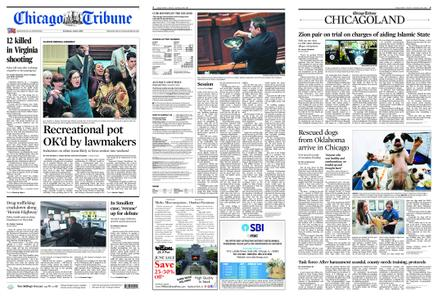 Chicago Tribune – June 01, 2019